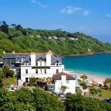 Carbis Bay And Spa Hotel in Penzance