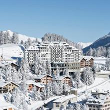Carlton Hotel St. Moritz in Samaden