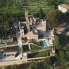 Castello Di Monterone in Villanova
