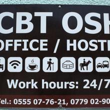 Cbt Osh Tourist Info Office & Hostel in Osh