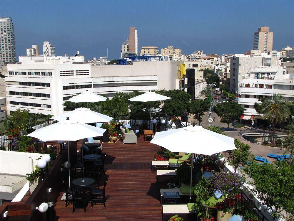 Center Chic Hotel - an Atlas Boutique Hotel in Tel Aviv