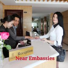 Central Boutique Hotel in Vientiane