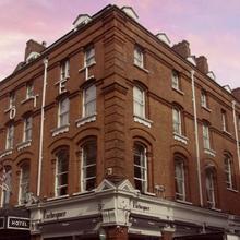 Central Hotel in Dublin