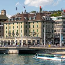 Central Plaza in Zurich