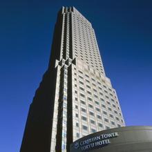 Cerulean Tower Tokyu Hotel in Tokyo