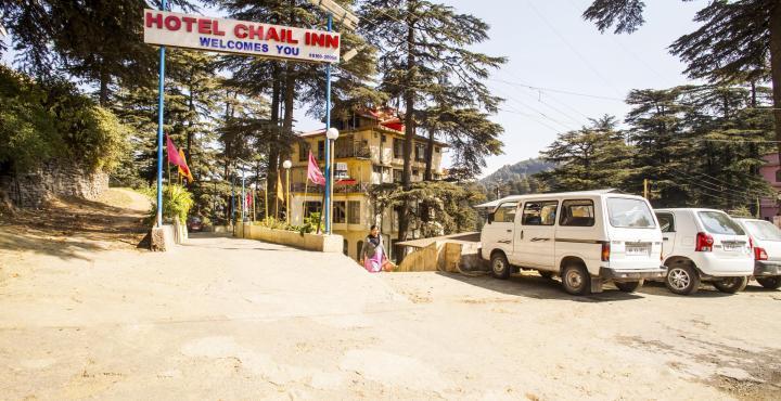 Hotel Chail Inn in Solan