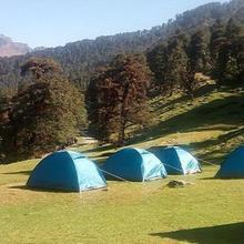 Chakrata Adventure Camp in Chakrata