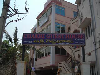 Chakri Guest House in Leligumma