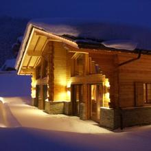 Chalet Du Chef Ski Et Golf in Agarn