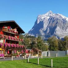 Chalet- Restaurant Bodenwald in Grindelwald