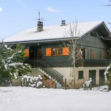 –chalet Route Du Cheteau in Annecy