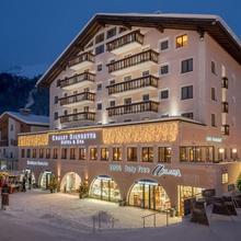 Chalet Silvretta Hotel & Spa in Ischgl