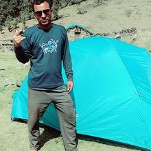 Chandra Camping And Stay in Karnaprayag