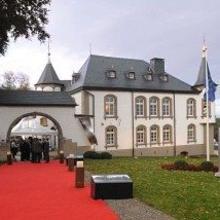 Chateau d'Urspelt in Hosingen