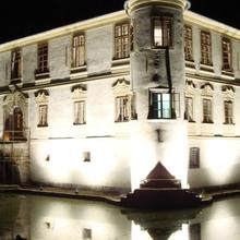 Chateau Třebešice in Vapenka