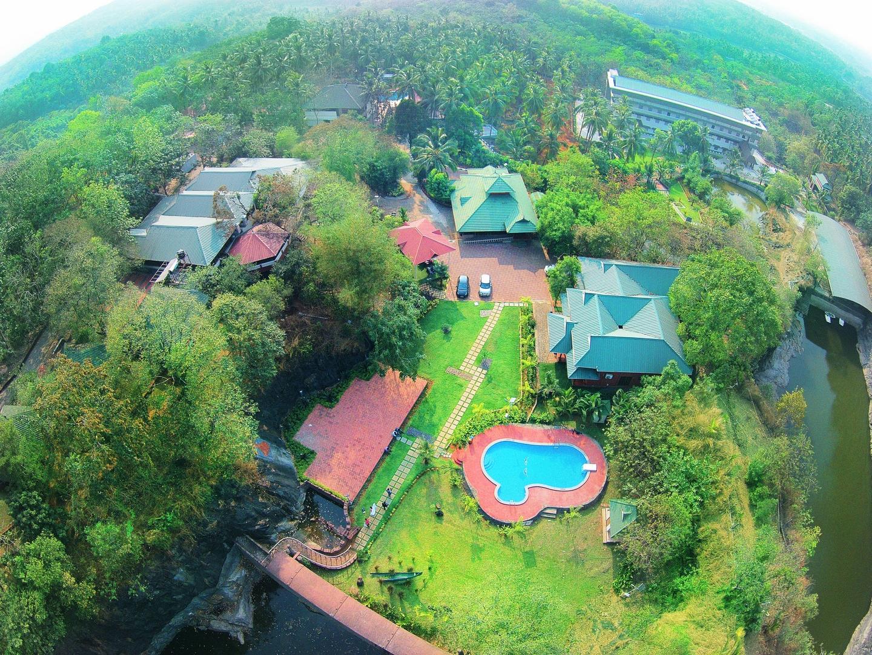 Cheruthuruty Eco Gardens in Chalakudi