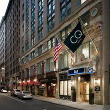 Club Quarters Hotel In Boston in Boston