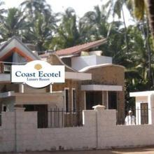 Coast Ecotel Luxury Resort in Murud