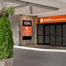 Coast Prince George Hotel By Apa in Prince George