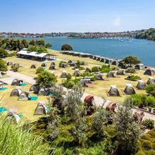 Cockatoo Island Accommodation in Sydney