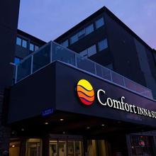 Comfort Inn & Suites Downtown Edmonton in Edmonton