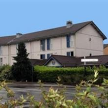 Comfort Inn Kiotel Hotel Bron in Lyon