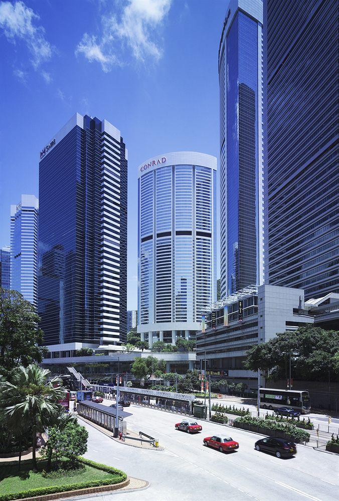 Conrad Hong Kong in Kowloon