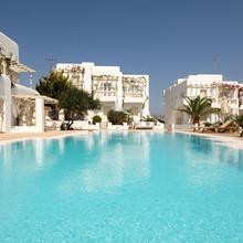 Corfos Hotel in Mykonos