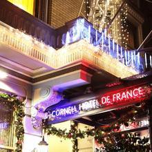 Cornell Hotel De France in San Francisco