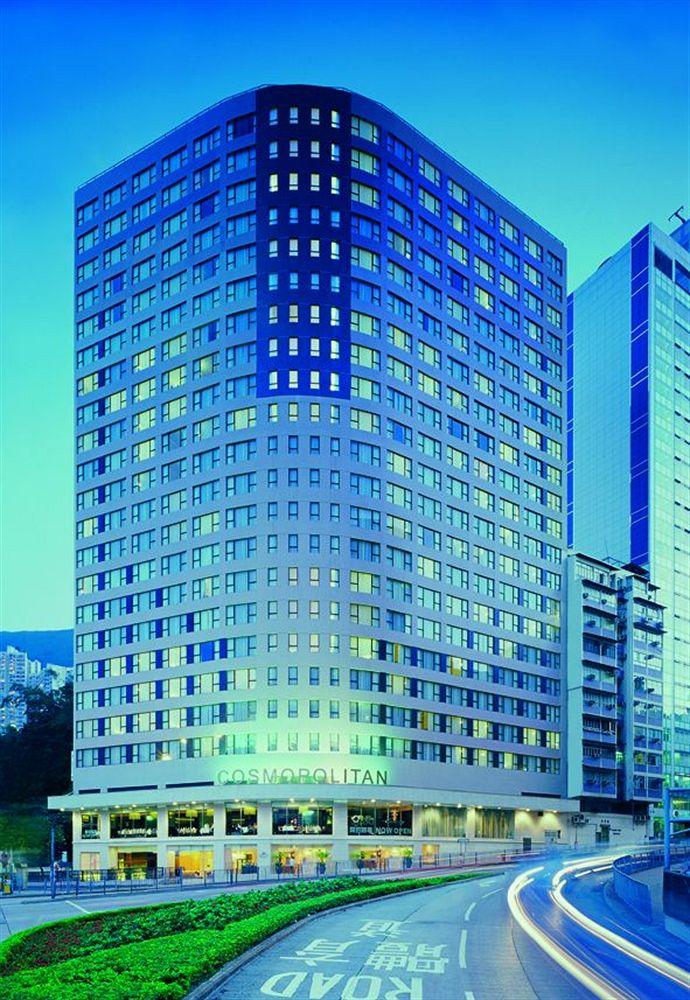 Cosmopolitan Hotel in Hong Kong