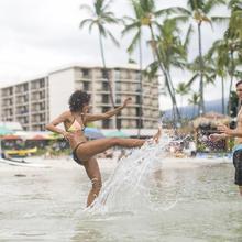 Courtyard By Marriott King Kamehameha's Kona Beach Hotel in Palani Junction