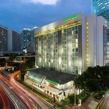 Courtyard By Marriott Miami Downtown in Miami