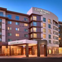 Courtyard By Marriott Salt Lake City Downtown in Santa Cruz