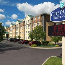 Crystal Inn Hotel & Suites - Midvalley in Salt Lake City