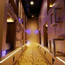Cube Boutique Capsule Hotel @ Kampong Glam in Singapore