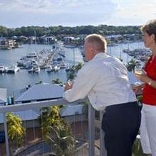 Cullen Bay Resorts in Darwin