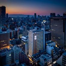 Daiwa Roynet Hotel Osaka-shinsaibashi in Osaka