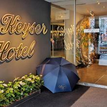 De Keyser Hotel in Antwerp
