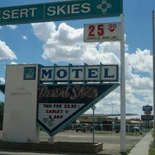 Desert Skies Motel in Gallup