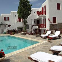 Despotiko Hotel in Mykonos
