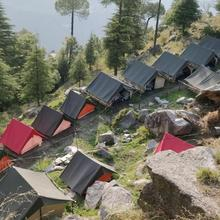 Destination Adventure Camping Dalhousie in Dalhousie