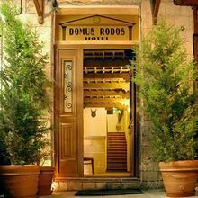 Domus Rodos hotel in Faliraki