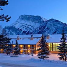 Douglas Fir Resort & Chalets in Banff