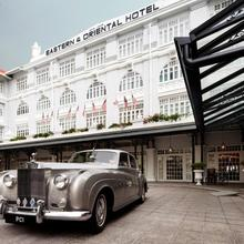 Eastern & Oriental Hotel in George Town