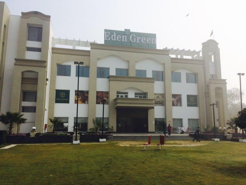 Eden Green Resort in Tibri