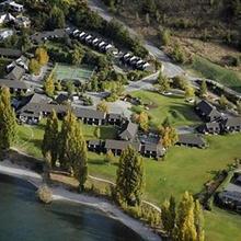 Edgewater Resort in Wanaka