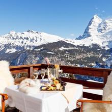 Eiger Mürren Swiss Quality Hotel in Grindelwald