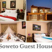 Ekuthuleni Guest House - Soweto in Johannesburg