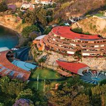 El Santuario Resort & Spa in Las Trancas