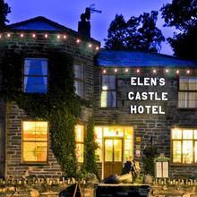 Elen's Castle Hotel in Ffestiniog